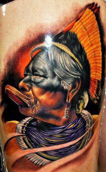 Tatuagens de Indio - Tatuagens de India 45