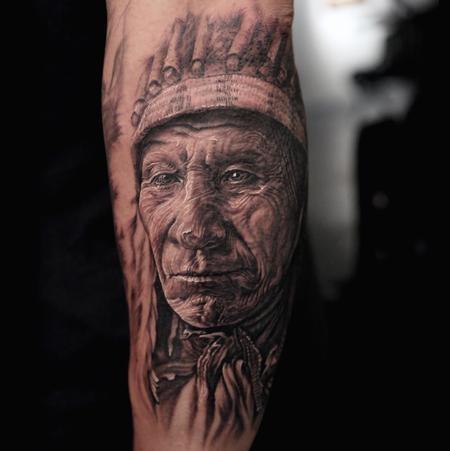 Tatuagens de Indio - Tatuagens de India 47