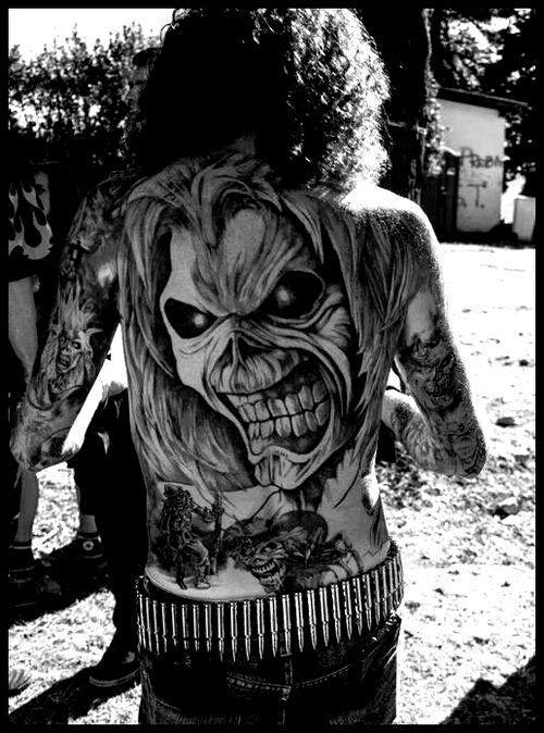 Tatuagens do Eddie do Iron Maiden 01