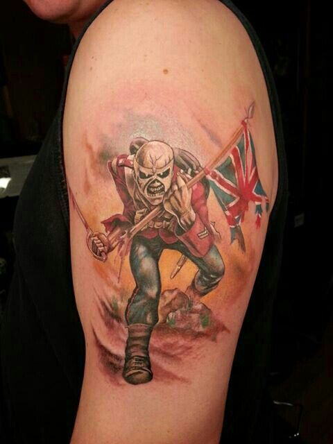 Tatuagens do Eddie do Iron Maiden 04