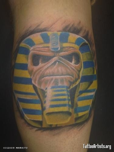 Tatuagens do Eddie do Iron Maiden 07