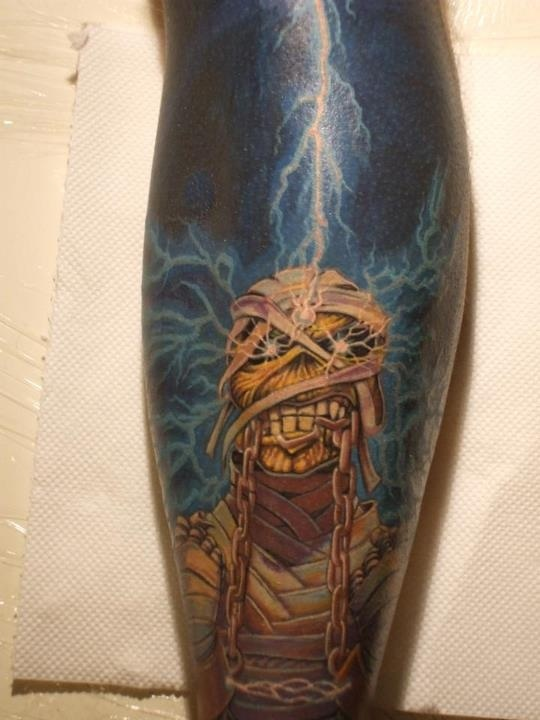 Tatuagens do Eddie do Iron Maiden 08
