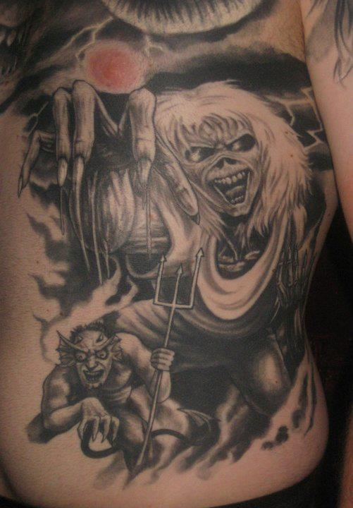 Tatuagens do Eddie do Iron Maiden 09