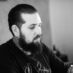 A arte do tatuador Carlos Zucato