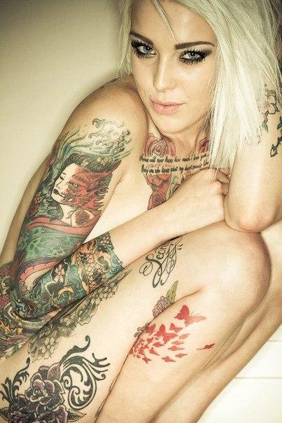 Namoradas Tatuadas 09
