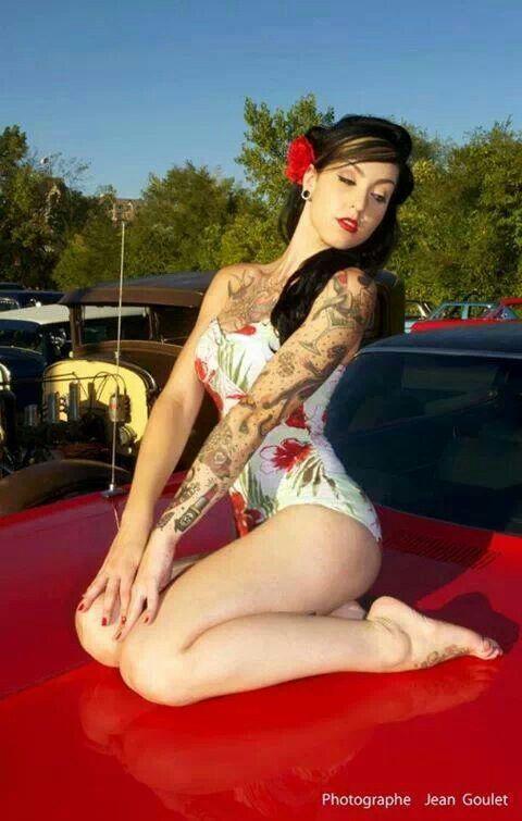 Namoradas Tatuadas 11