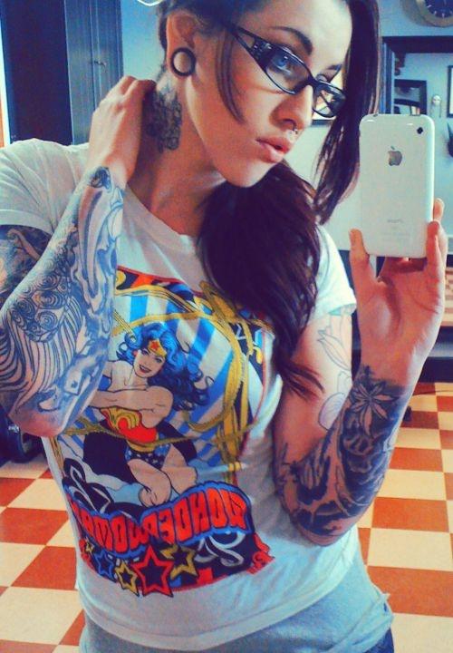 Namoradas Tatuadas 13