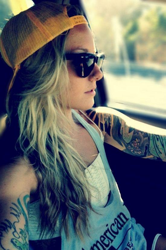 Namoradas Tatuadas 16