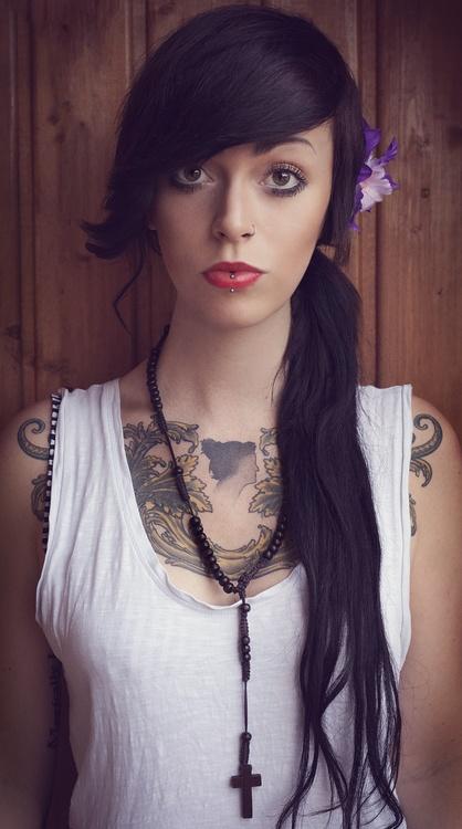 Namoradas Tatuadas 20