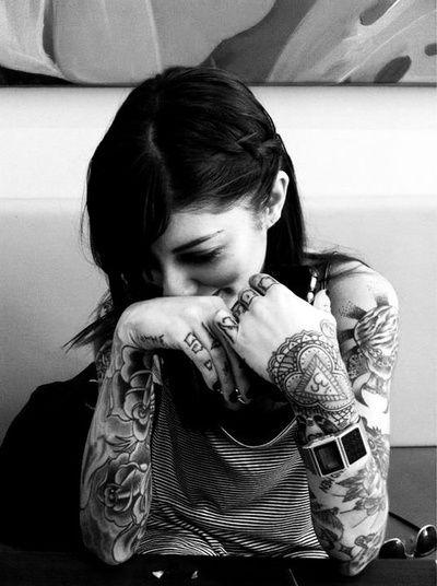 Namoradas Tatuadas 26