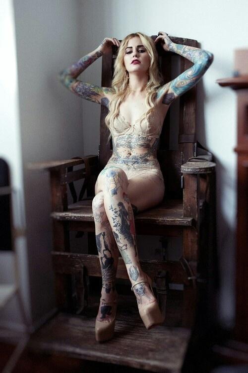 Namoradas Tatuadas 31