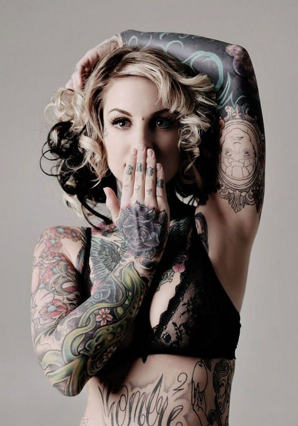 Namoradas Tatuadas 32