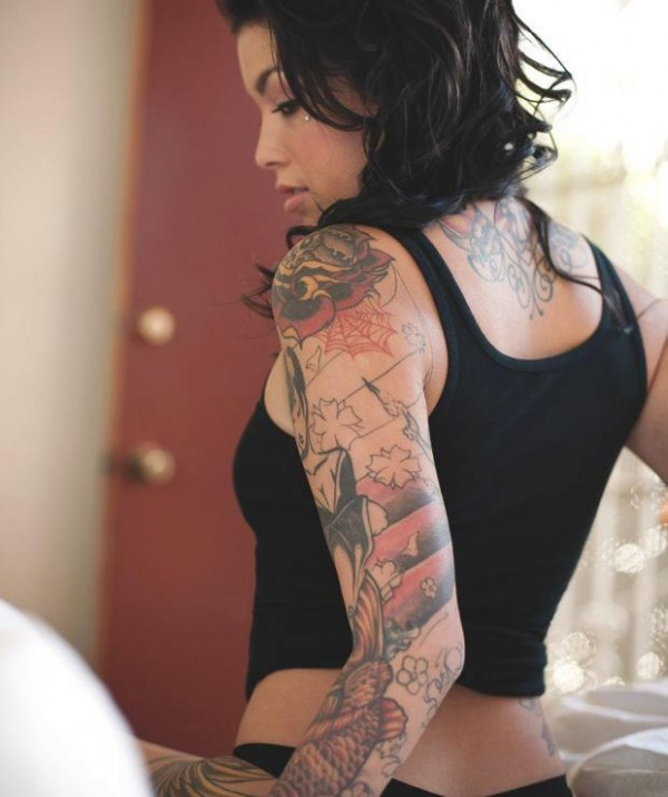 Namoradas Tatuadas 33