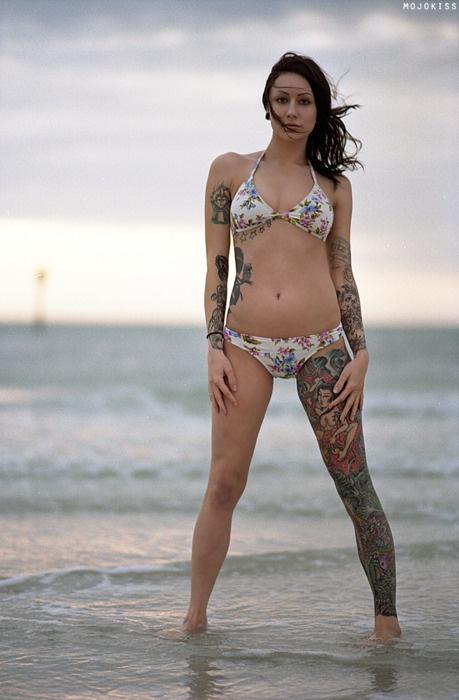 Namoradas Tatuadas 35