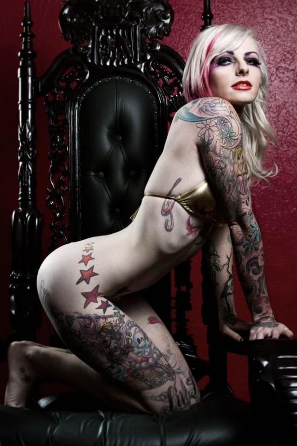 Namoradas Tatuadas 43