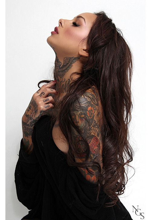 Namoradas Tatuadas 45