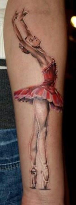 Tatuagens de Ballet 08