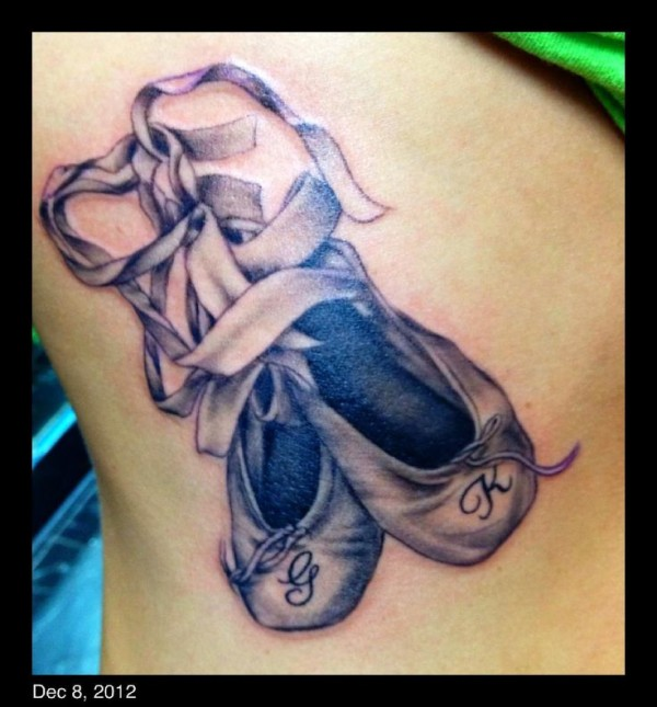 Tatuagens de Ballet 22