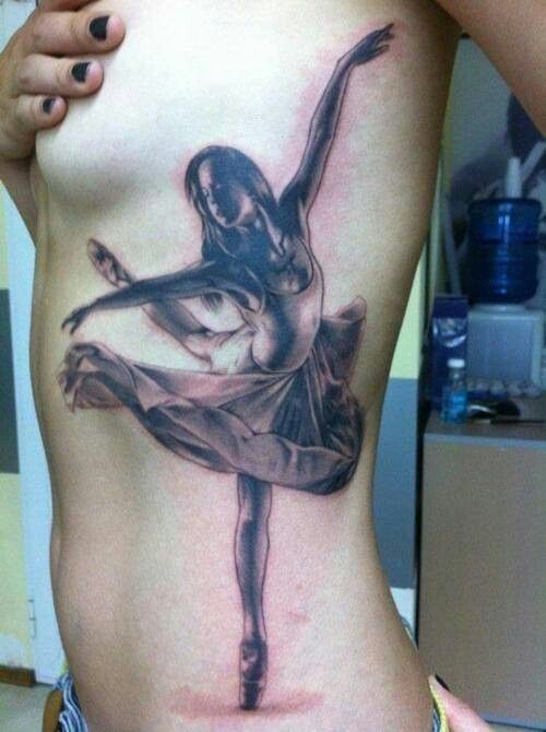 Tatuagens de Ballet 26
