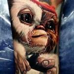 Tatuagens com os Gremlins