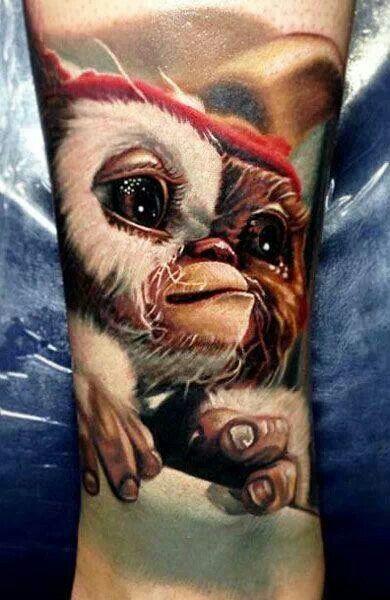 Tatuagens de Gremlins 01