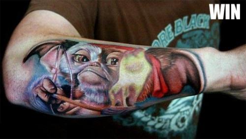 Tatuagens de Gremlins 06