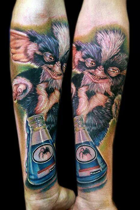 Tatuagens de Gremlins 09