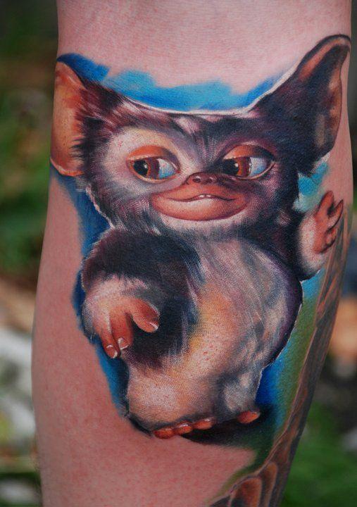 Tatuagens de Gremlins 10