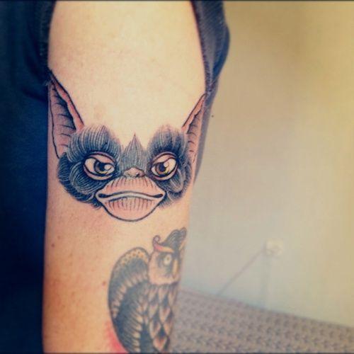 Tatuagens de Gremlins 11