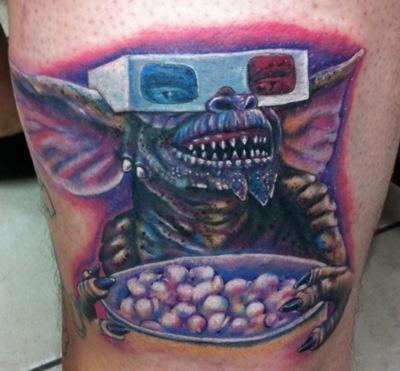Tatuagens de Gremlins 15