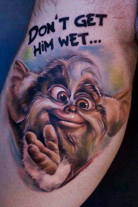 Tatuagens de Gremlins 16