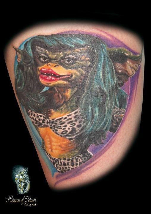 Tatuagens de Gremlins 17