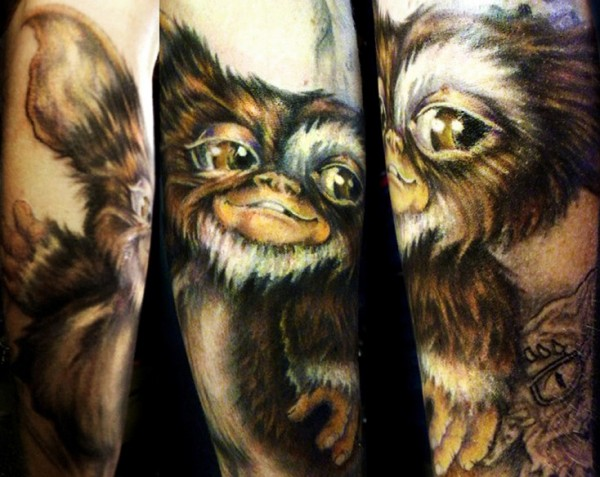 Tatuagens de Gremlins 21