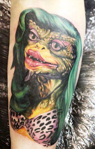 Tatuagens de Gremlins 22
