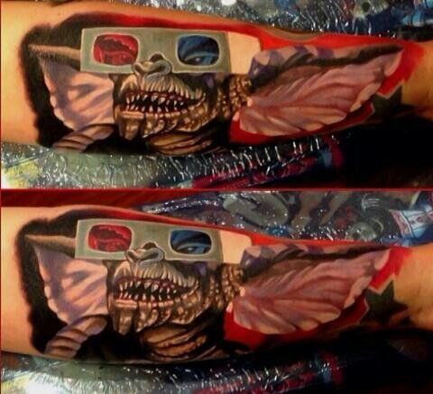 Tatuagens de Gremlins 24