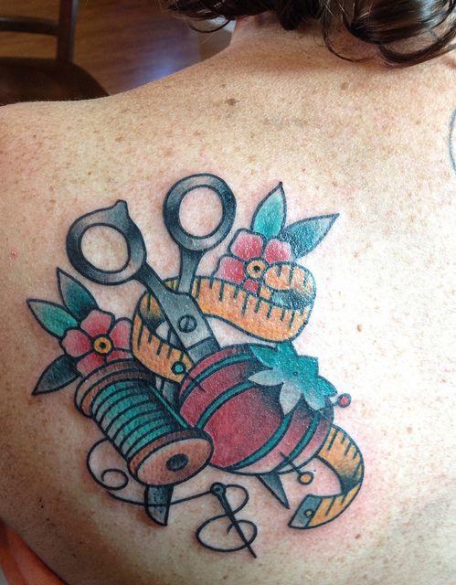 Tatuagens de costura 30