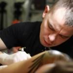 A arte do tatuador Ucraniano Dmitriy Samohin