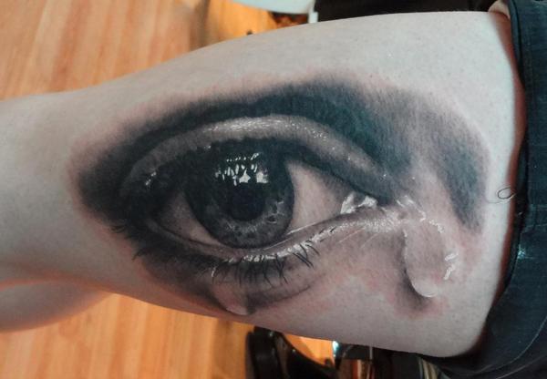 10 tatuagens realistas que vao agitar o seu dia 06