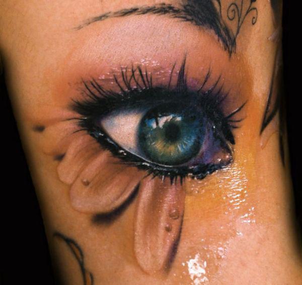 10 tatuagens realistas que vao agitar o seu dia 10