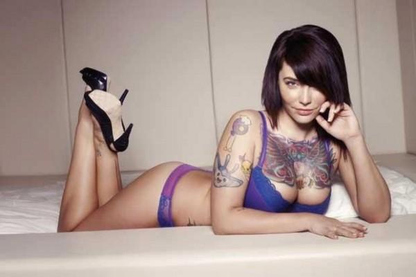 Mulheres tatuadas para casar 06