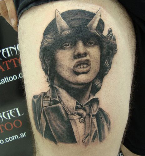Tatuagens da banda ACDC 02