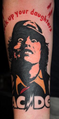 Tatuagens da banda ACDC 08