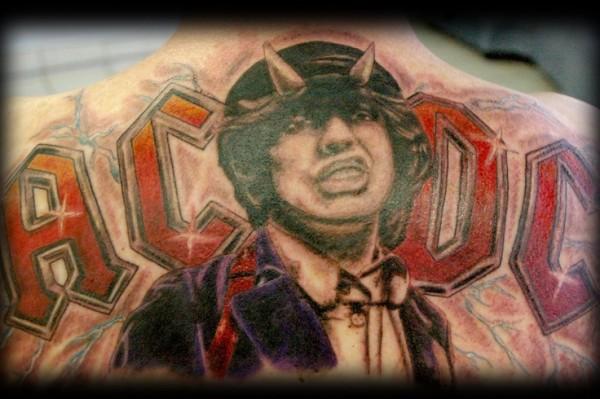 Tatuagens da banda ACDC 19