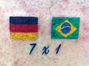 Tatuagem da Copa do Mundo 2014 -05
