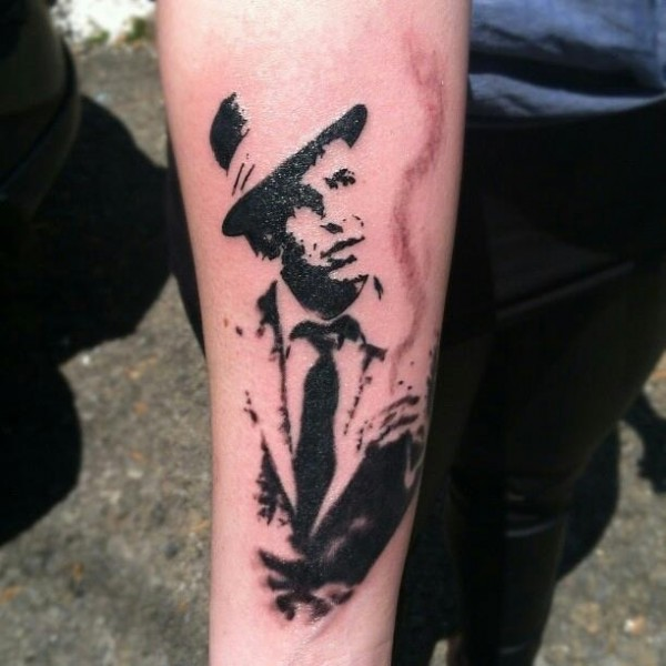 Tatuagens de Frank Sinatra 02
