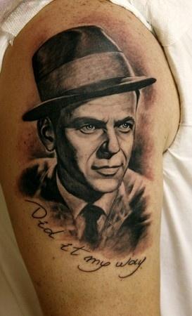 Tatuagens de Frank Sinatra 07
