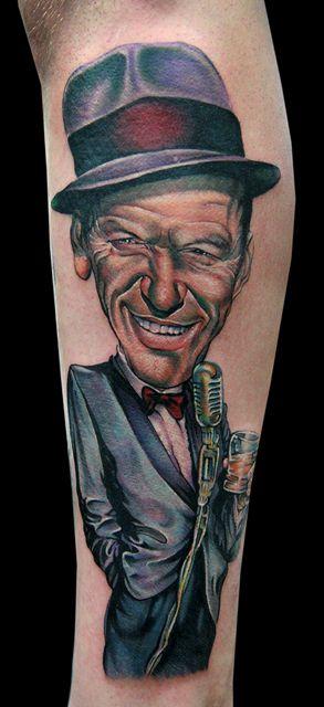 Tatuagens de Frank Sinatra 09