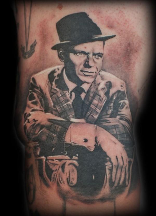 Tatuagens de Frank Sinatra 11