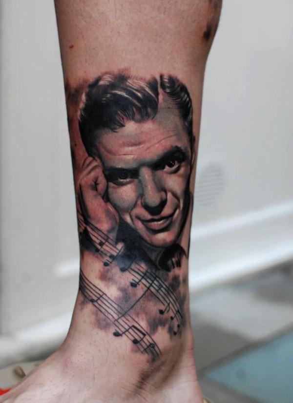 Tatuagens de Frank Sinatra 16