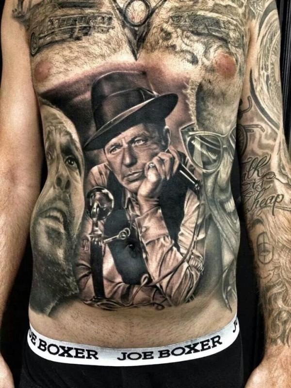 Tatuagens de Frank Sinatra 19